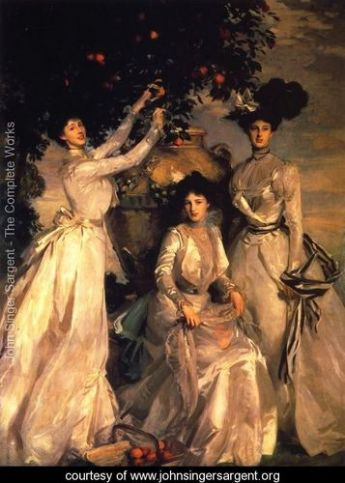 The-Ladies-Alexandra,-Mary-and-Theo-Acheson