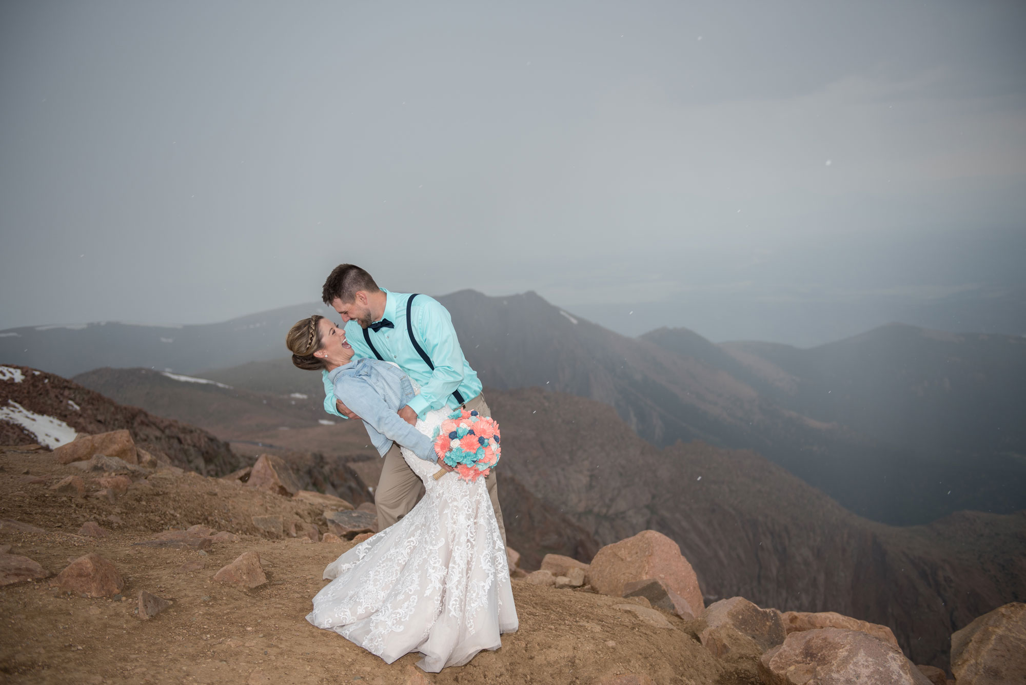 An Adventure Wedding In Colorado Springs Luxe Mountain