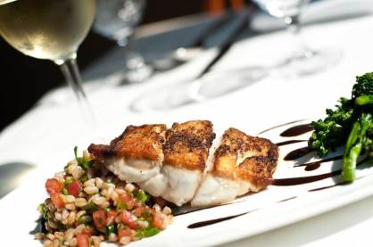 Fluke Wine Bar & Kitchen is a great choice.