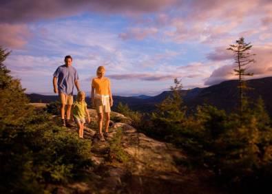 Hiking the Mount Washington Trails