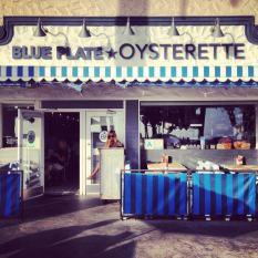 Blue Plate Oysterette in Santa Monica