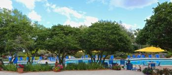 The pool at the Villas of Grand Cypress