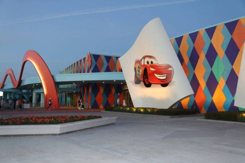 Disney's Art of Animation Resort is one of the best.