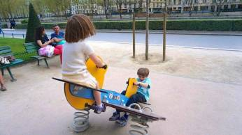 paris playgrounds