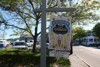 The Ice Cream & Candy Bazaar is owned and operated for decades and makes really good ice cream