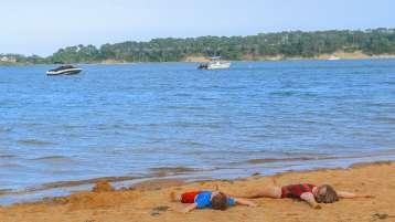 Wequassett beach