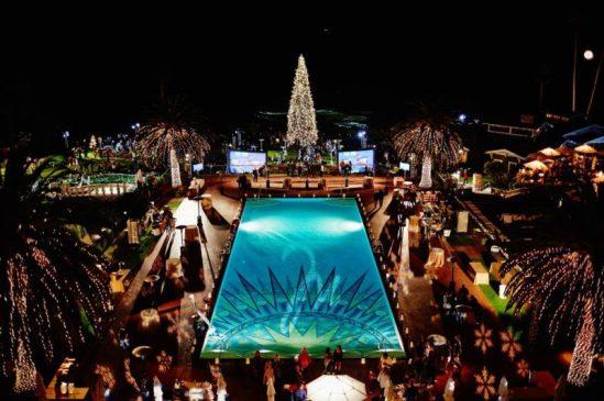 Best Christmas Hotels Orange County