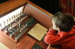 Enjoying the history of espionage at the Spy Museum