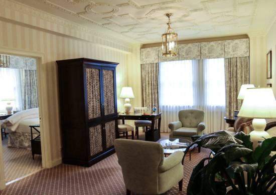 Hay Adams Family Hotels DC