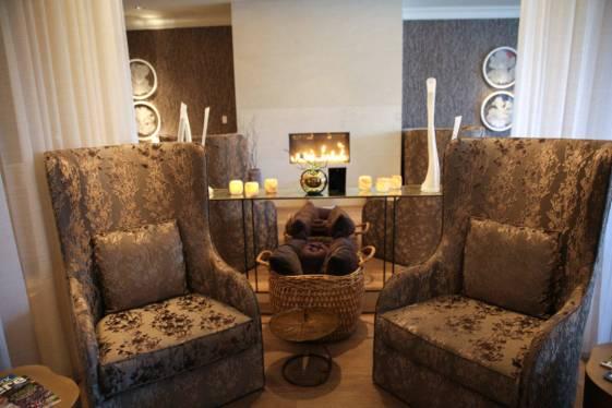 Four Seasons Orlando Spa Lounge