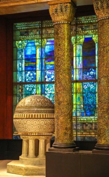 Morse Museum Tiffany Chapel