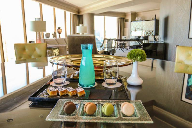 So Suite: The Perfection Of The Four Seasons Las Vegas