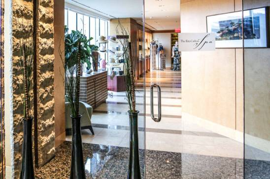 Ritz Carlton Westchester Spa