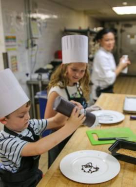 Ritz Carlton Westchester Creme de la Creme Junior Chefs Academy