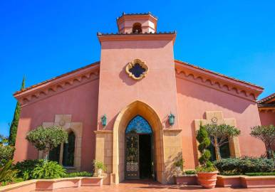 Fairmont Grand Del Mar Wedding Chapel