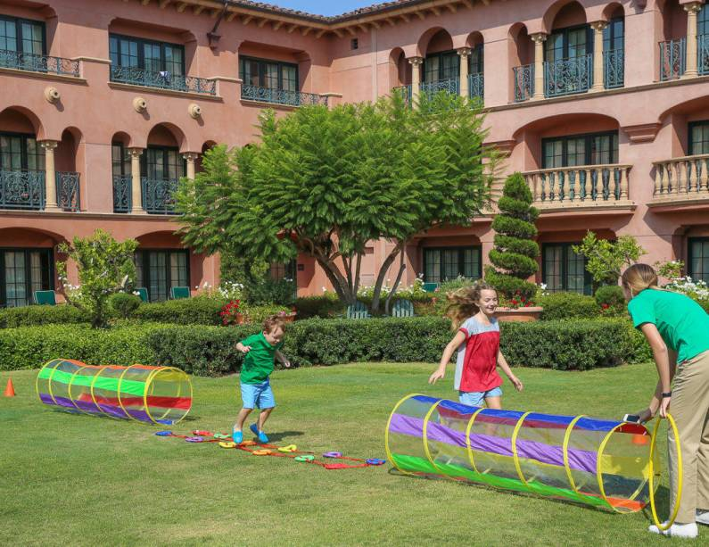 Fairmont Grand Del Mar Kids Club
