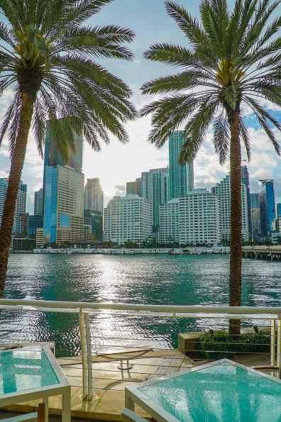 Mandarin Oriental Miami Hotel And Spa Brickell Key S Own