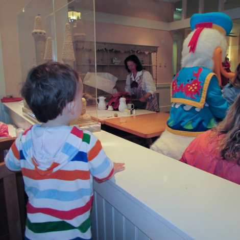 Disney's Yacht Club Resort and the Disney Beach Club offer easy access to Hollywood studios and Epcot.