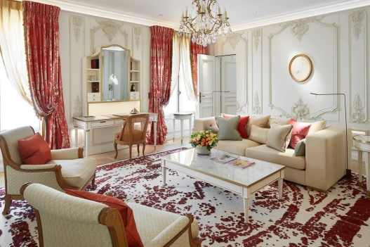 Le Meurice Paris: Where to Stay in Paris if you like Palaces