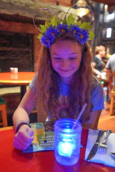 Whispering Canyon Cafe Wilderness Lodge