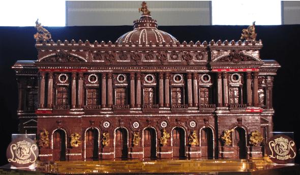 Le 20me Anniversaire Du Salon Du Chocolat