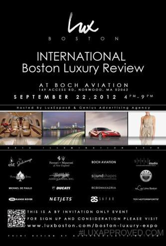 THE BOSTON LUXURY REVIEW