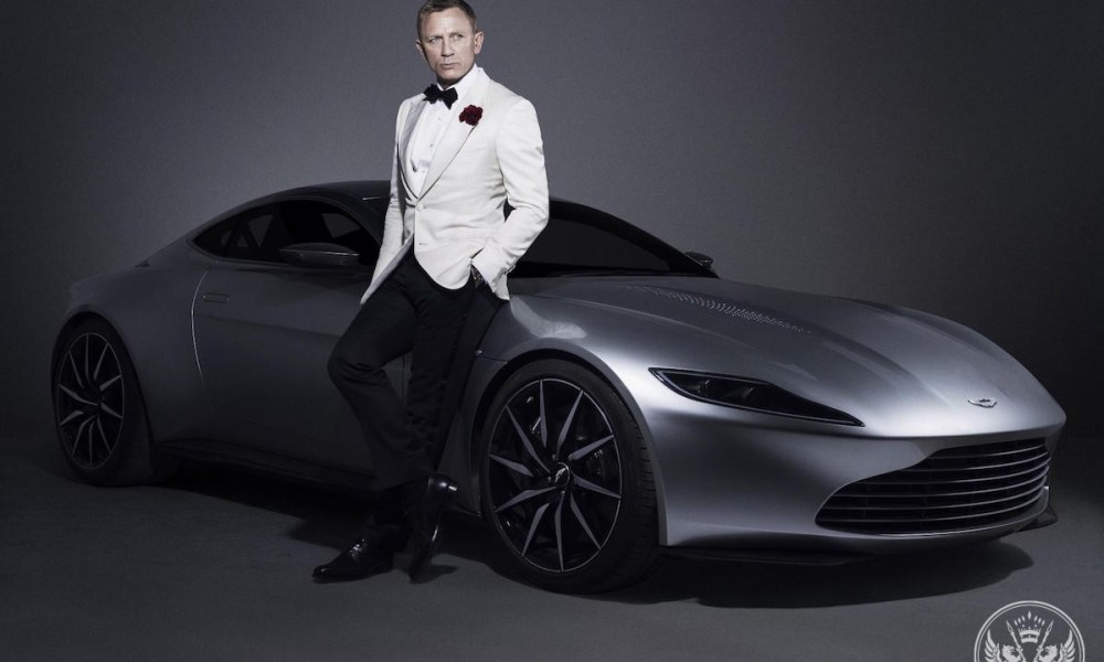 Nonpareil Aston Martin DB10 Up For Auction For Estimated $2.1 Million