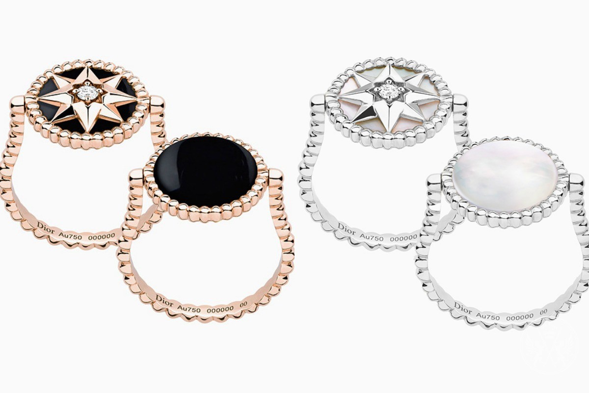 Dior Enhances Rose De Vents Jewelry Collection With