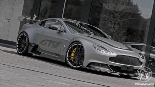 Aston Martin Vantage GT12 by Wheelsandmore