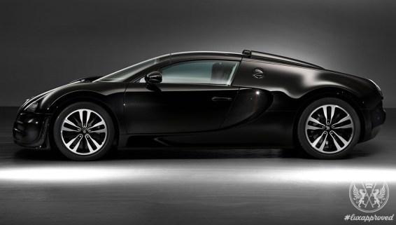 Cristiano Ronaldo Treats Himself To Bugatti Veyron 16.4 Grand Sport