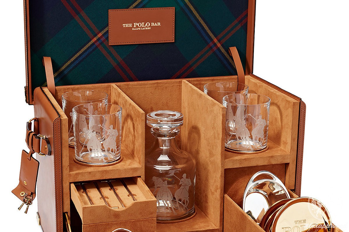 Ralph The Pieces Iconic From Lauren Fills With Mixologist Kipton Box PkXiZOu