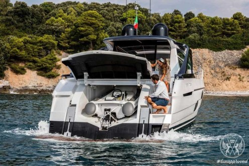 Pershing 5X to Be Showcased at the 57th Fort Lauderdale International Boat Show