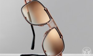 The $1,300 Rose Gold Dita Match-Five Sunglasses Are Inspired by Supercars