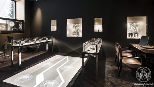 "Hublot Reveals the Special Edition Classic Fusion ""Vendôme Collection"""