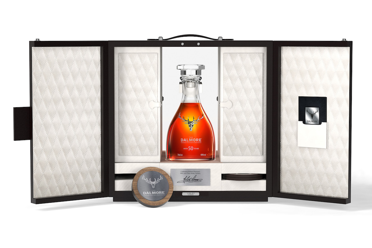 The Dalmore 50 Year Old Single Malt Scotch Whisky