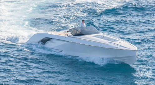 Frauscher 1414 Demon Yacht