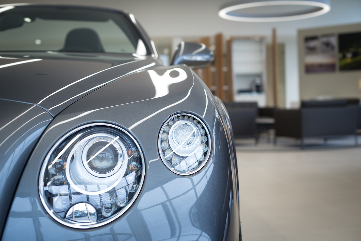 Bentley Bordeaux Opens in South West France