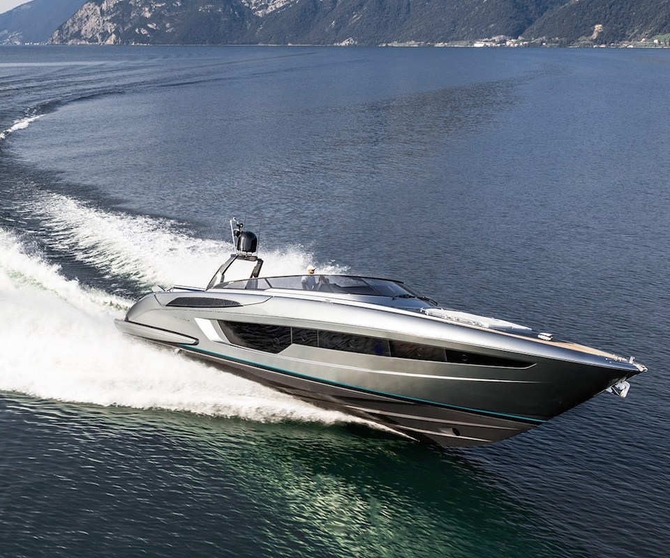 Riva 56' Rivale: an Open Yacht of Unmistakable Style