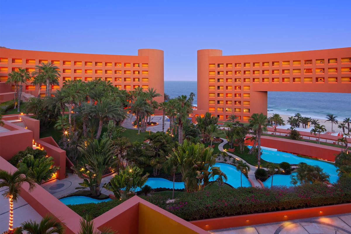 The westin los cabos resort villas spa celebrates the for Villas los cabos