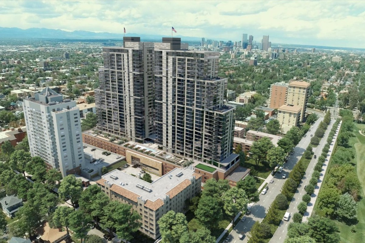 Denver's Newest and Most Exclusive Address – Country Club Towers II & III