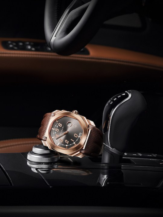 Bulgari Presents Two Octo Maserati Watches – GranSport and GranLusso