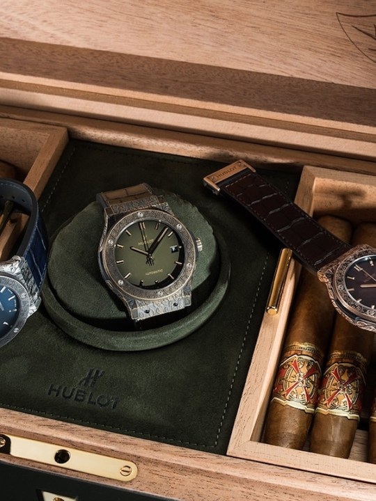 Hublot Classic Fusion Fuente Limited Edition Watch