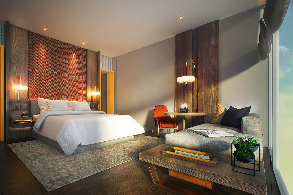 Andaz Hotels by Hyatt Debut the First Property in Southeast Asia: Andaz Singapore