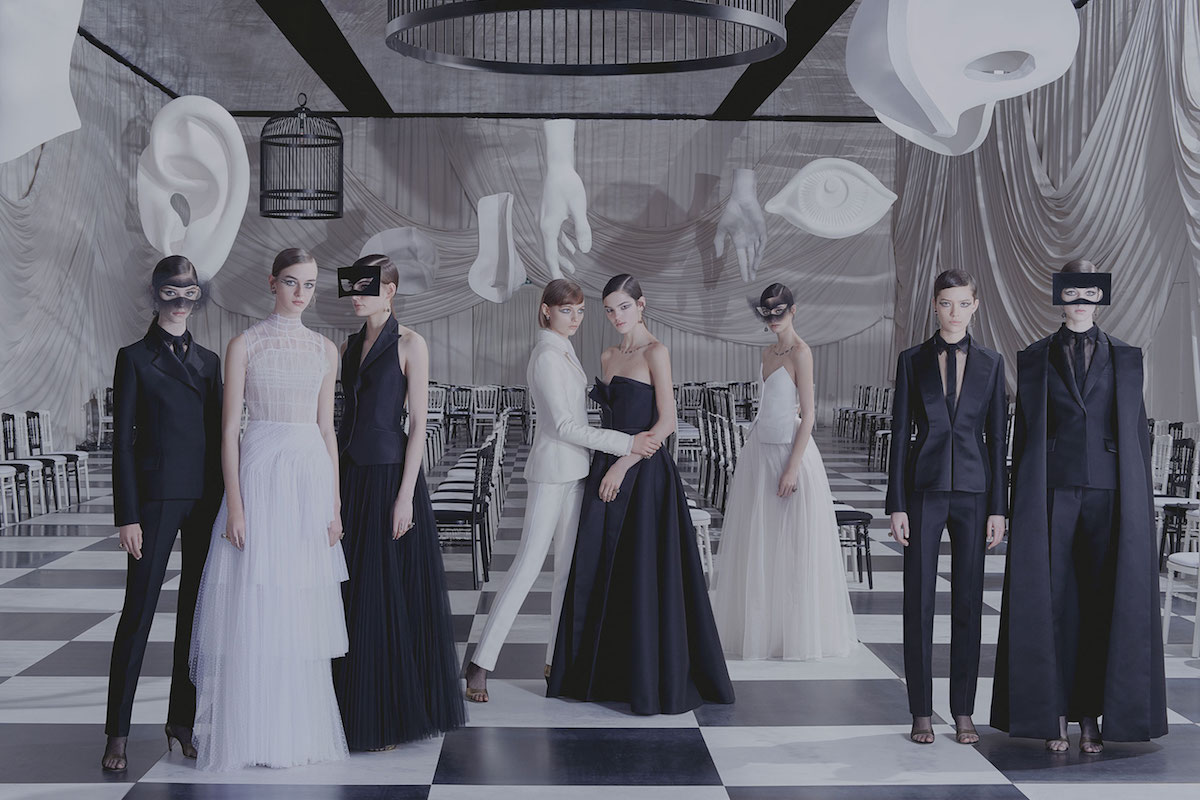 Dior Haute Couture Spring-Summer 2018 Show Is the Celebration of Surrealism