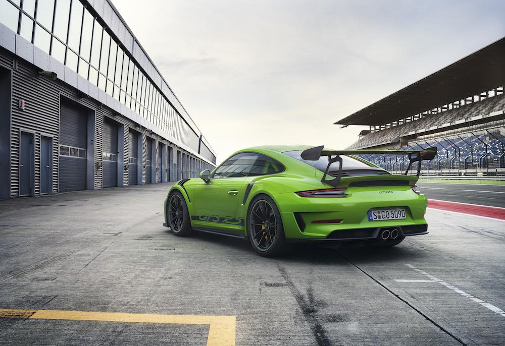 luxexpose porsche 911 gt3 rs 8 lux exposé