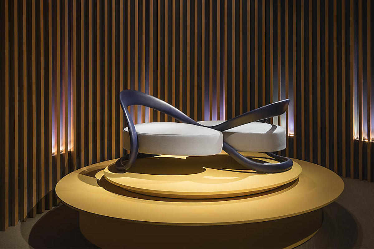 Louis Vuitton Unveils A New Objet Nomade, Ribbon Dance By Andre Fu In Hong  Kong