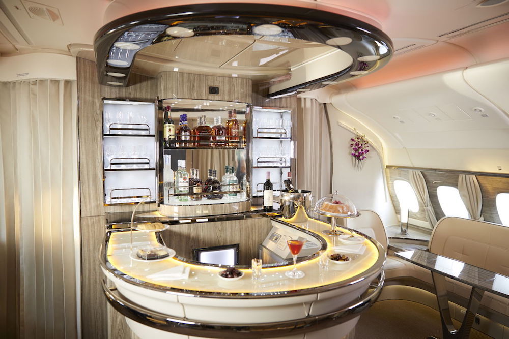 Emirates' New Spirits Menu Includes the Extremely Rare Hennessy Paradis Impérial