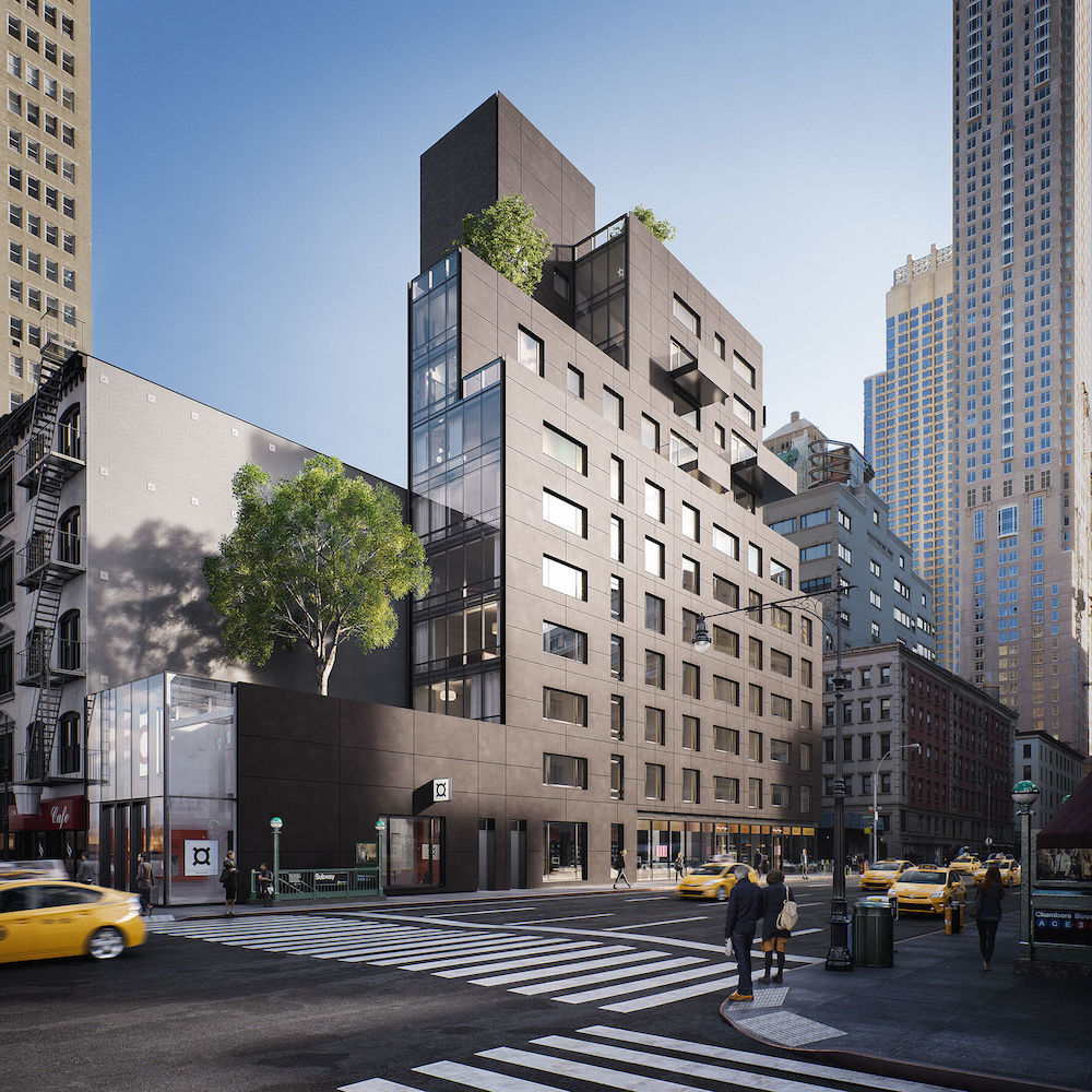 Tribeca Condo 30 Warren Tops Out, Continues Towards Completion