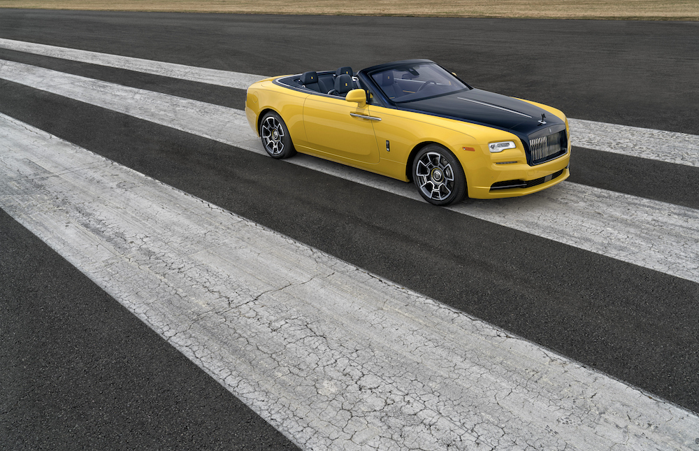 Rolls-Royce Shows Off a Stunning Array of Bespoke Vehicles at Monterey Car Week
