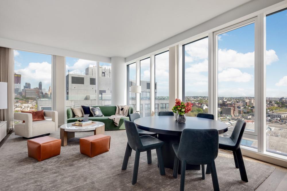 Marmol Radziner Unveils Stunning Brooklyn Heights Homes at Quay Tower